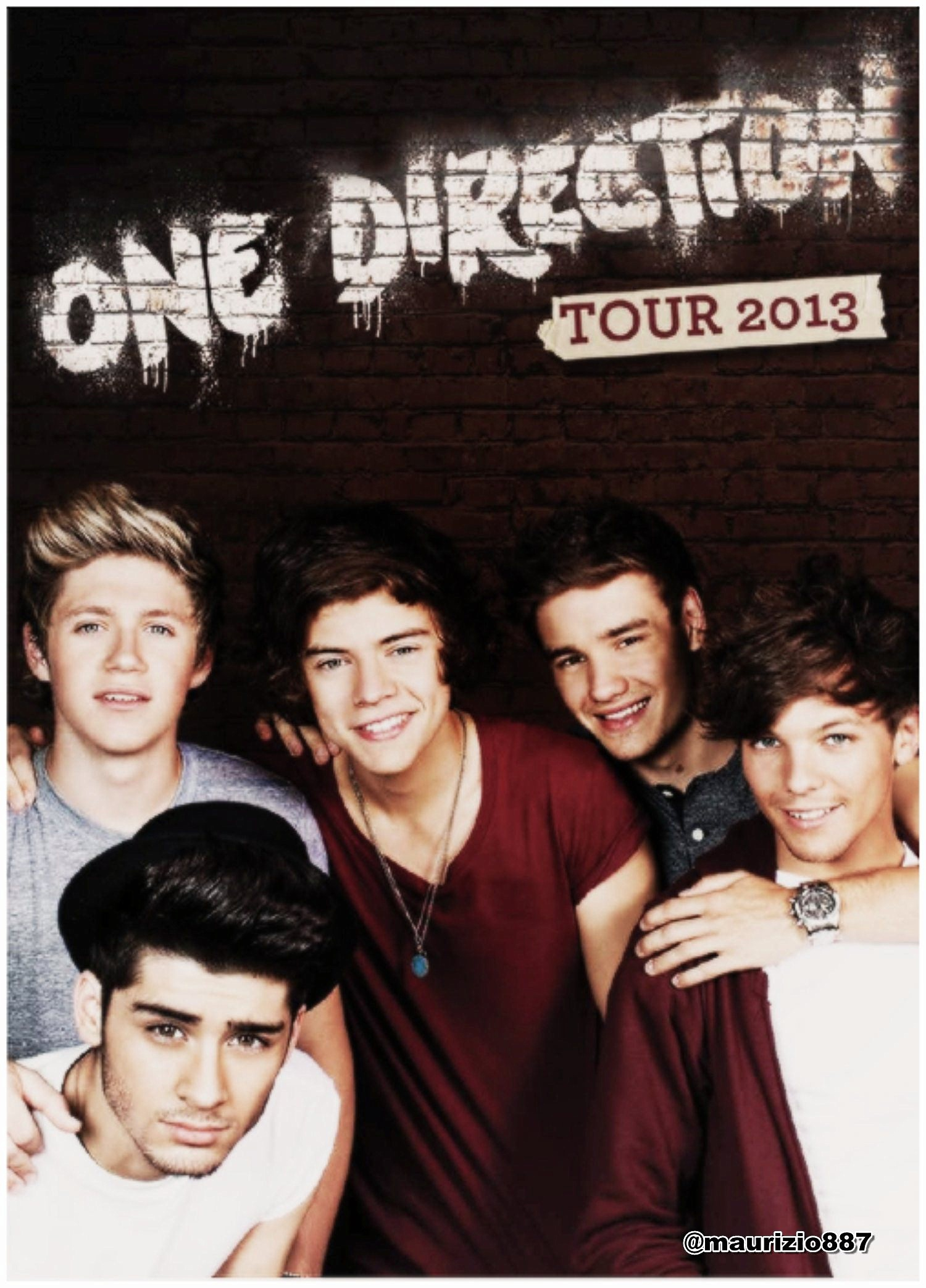 One Direction Take Me Home Tour