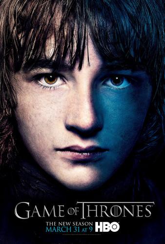 Season 3 - Character Poster - Bran Stark