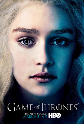 Season 3 - Character Poster - Daenerys Targaryen