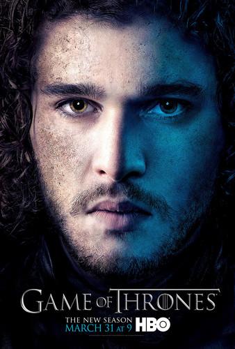 Season 3 - Character Poster - Jon Snow
