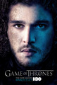 Season 3 - Character Poster - Jon Snow - game-of-thrones photo