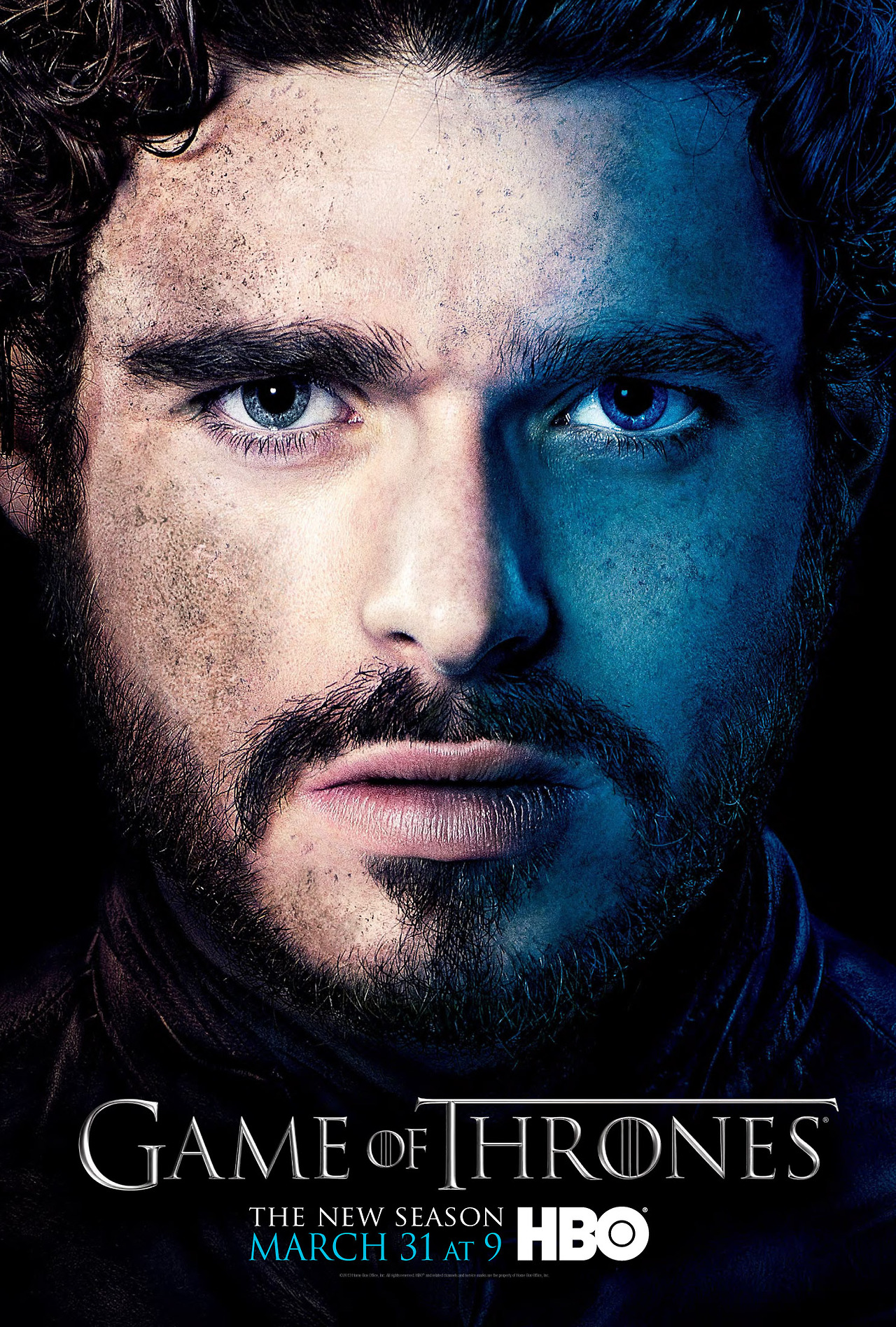 Season 3 - Character Poster - Robb Stark