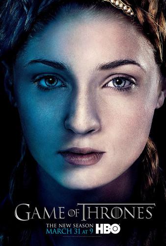 Season 3 - Character Poster - Sansa Stark
