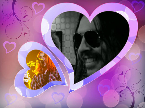Seether wallpaper entitled shaun double heart