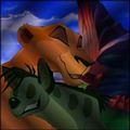 shenzi zira - hyenas-from-lion-king photo
