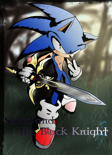sonic a knight