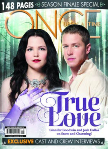 special edition Once Upon A Time magazine