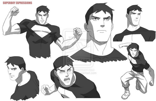 superboy expressions