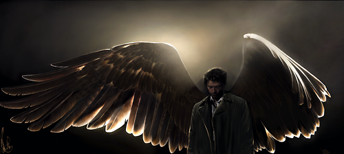 the winchester brothers and cas