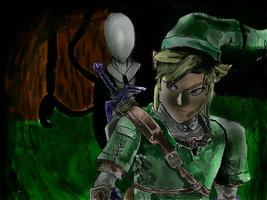 Link vs slender