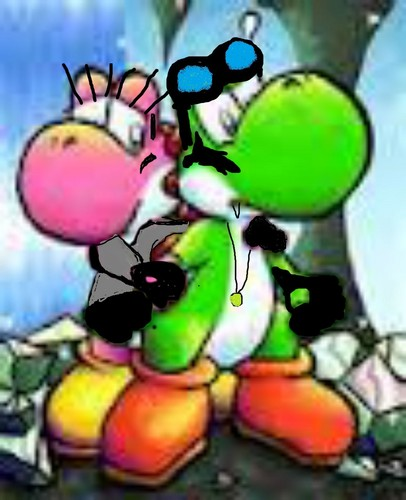 The_yoshi with Maria
