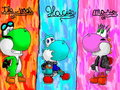 The_yoshi,Glacies and Maria - deviantart fan art