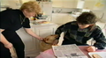 young Jagr with mother and dog - youtube photo