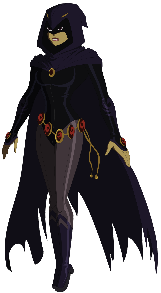 young justice raven