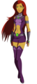 young justice starfire - young-justice photo