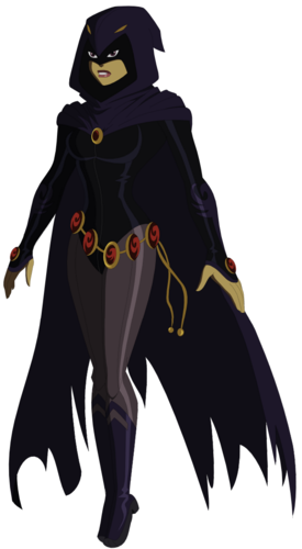 young_justice raven