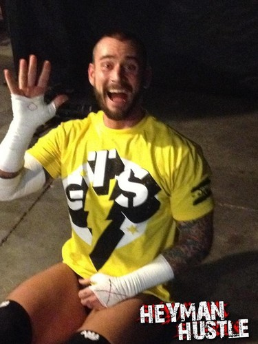 CM Punk wallpaper possibly containing a wicket, a right fielder, and a ballplayer called <3