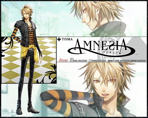 ~Amnesia~ Toma
