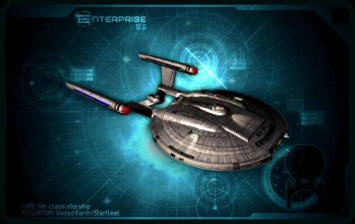 «Энтерпрайз NX 01» [ «USS Enterprise NX 01» ]