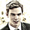 Nicholas Hoult photo with a business suit, a suit, and a single breasted suit titled ★ Nicholas ☆