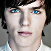 Nicholas Hoult photo with a portrait titled ★ Nicholas ☆