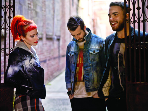 """Paramore"" promo photoshoot"