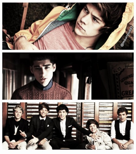 Take Me home foto shoots