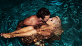 *UNTAGGED* photos of Gaga & Taylor swimming (2011) - lady-gaga photo