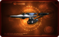 «USS Enterprise NCC-1701»  - star-trek fan art