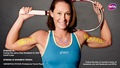 Samantha Stosur in Strong Is Beautiful: Celebrity Campaign - wta photo