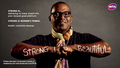 Randy Jackson in Strong Is Beautiful: Celebrity Campaign - wta photo