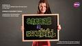Agnieszka Radwańska in Strong Is Beautiful: Celebrity Campaign - wta photo
