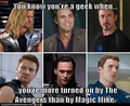 - well I can live with that xD - the-avengers fan art