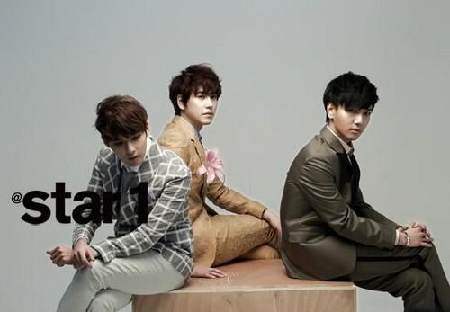 130305 @Star1 Official Facebook Update with Super Junior K.R.Y