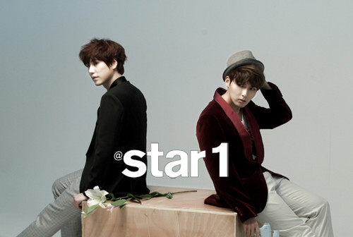 130305 @Star1 Official フェイスブック Update with Super Junior K.R.Y
