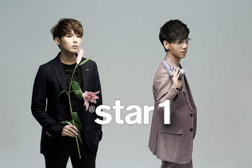 130305 @Star1 Official Facebook Update with Super Junior K.R.Y