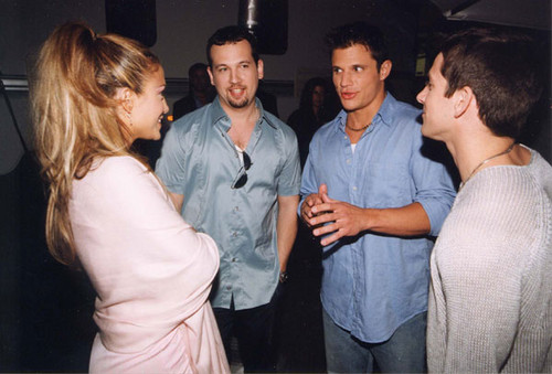 98 Degrees & JLo 2000