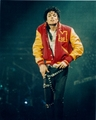 "A Live Performance Of ""Thriller"" - michael-jackson photo"