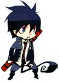 AO NO EXORCIST - chibi photo