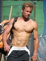 Adam Chadaj hot body - tennis photo
