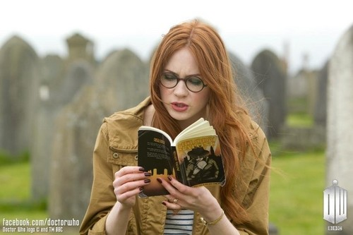 Amy Pond پیپر وال called Amy