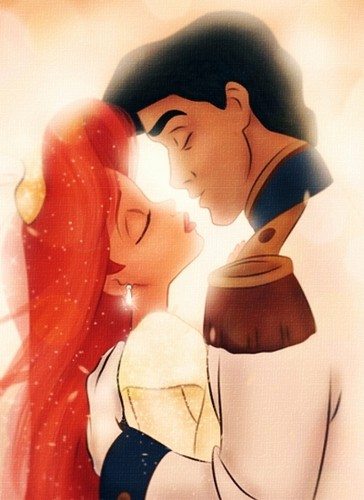 Ariel Eric's 키스