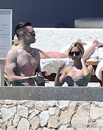 Ashley out in Mexico