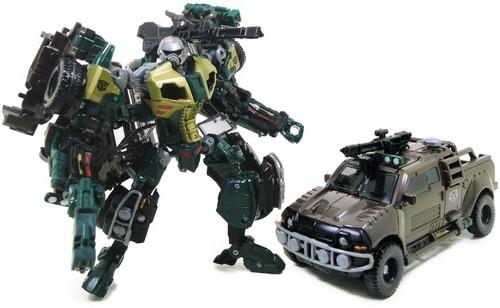 Autobot Brawn