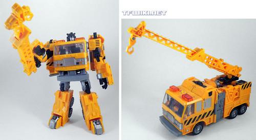 Autobot Grapple