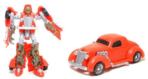 Autobot enjoliveur, hubcap