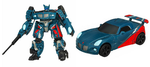 Autobot Smokescreen