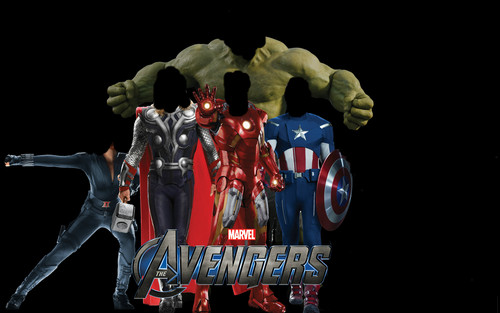 Avengers Blank