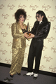 Backstage At The 1993 American Music Awards - michael-jackson photo