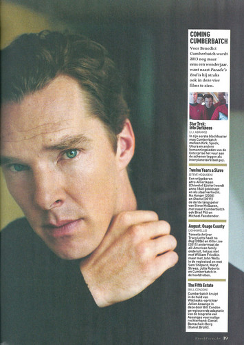 "Benedict in ""Focus Knack"" Magazine (03/2013)"